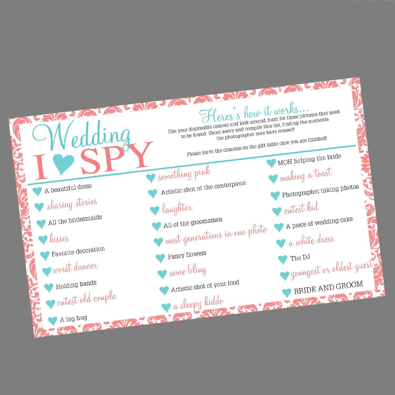 custom printed wedding i spy cards bridal shower by jaxdesigns27