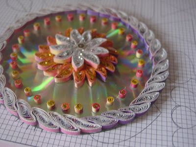 Faith's Quilling : CD Wall-hangings