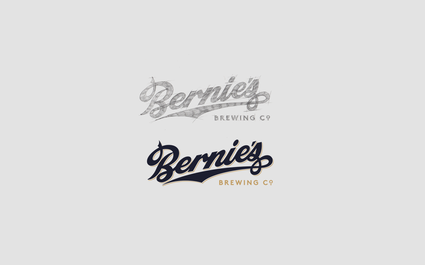 Bernie's brewing Co on Packaging of the World - Creative Package Design Gallery