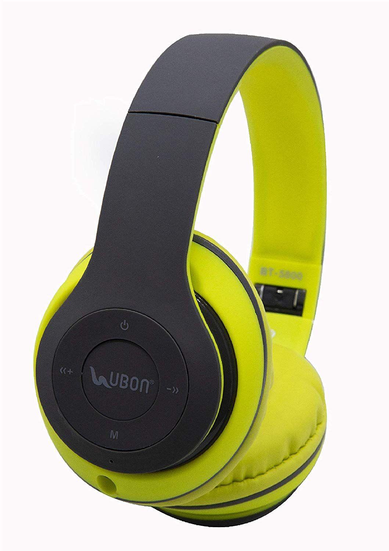 Ubon Bt 5800 Bluetooth Headphone Bluetooth Headphones Headphone Bluetooth Headset