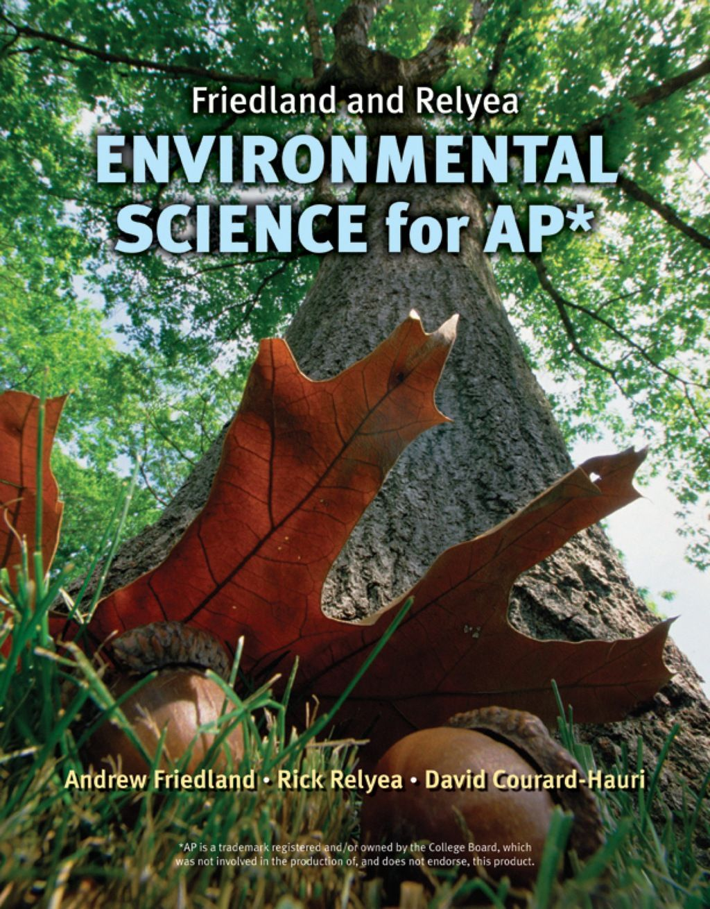 Friedland Relyea Environmental Science For Ap Ebook