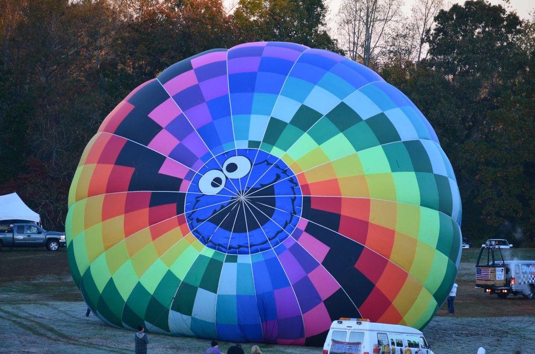 Carolina BalloonFest Hot Air Balloon Festival Statesville