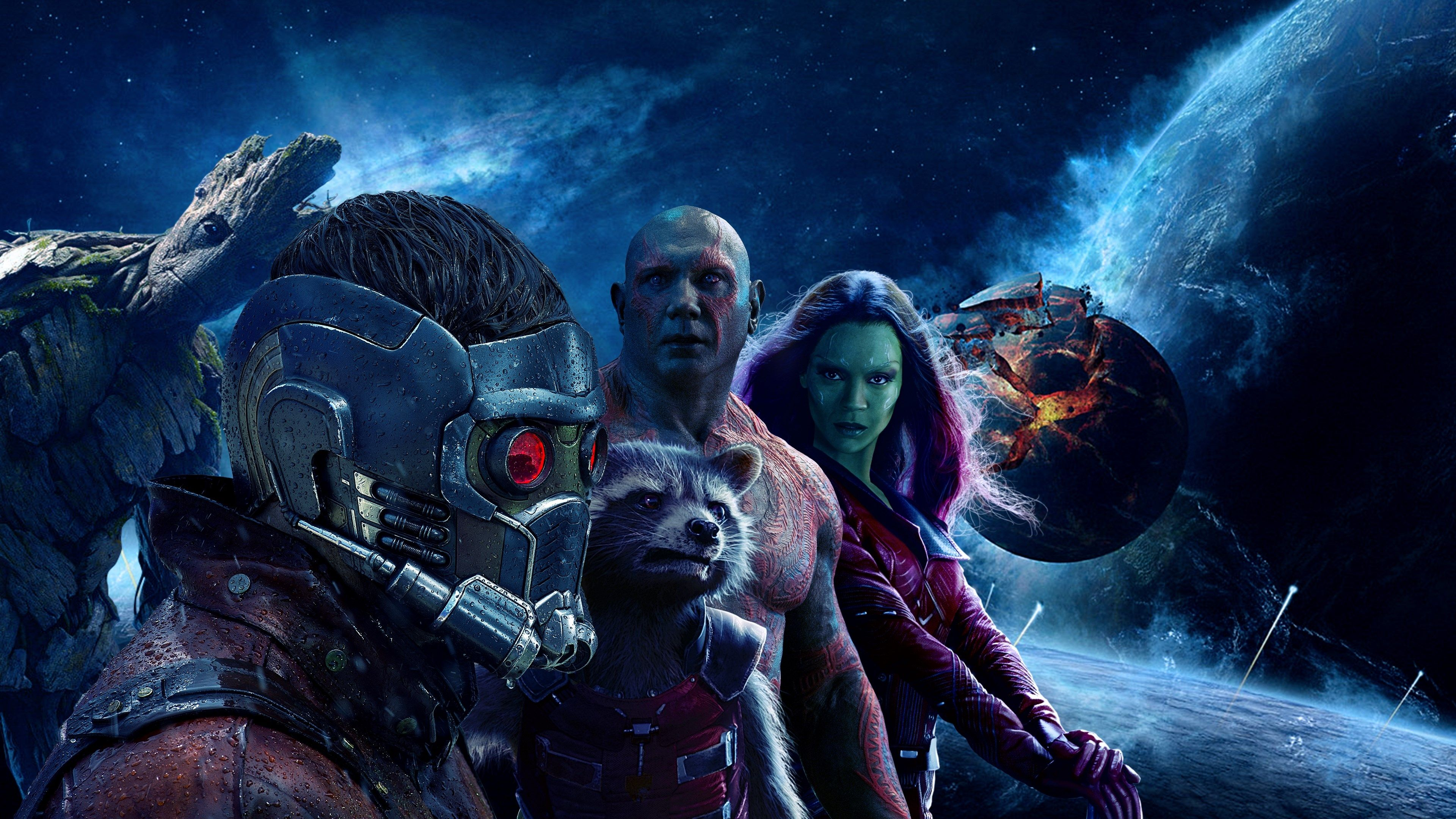 Guardians Of The Galaxy Wallpaper Hd Wallpapers Guardians Of The Galaxy Galaxy Hd Drax The Destroyer