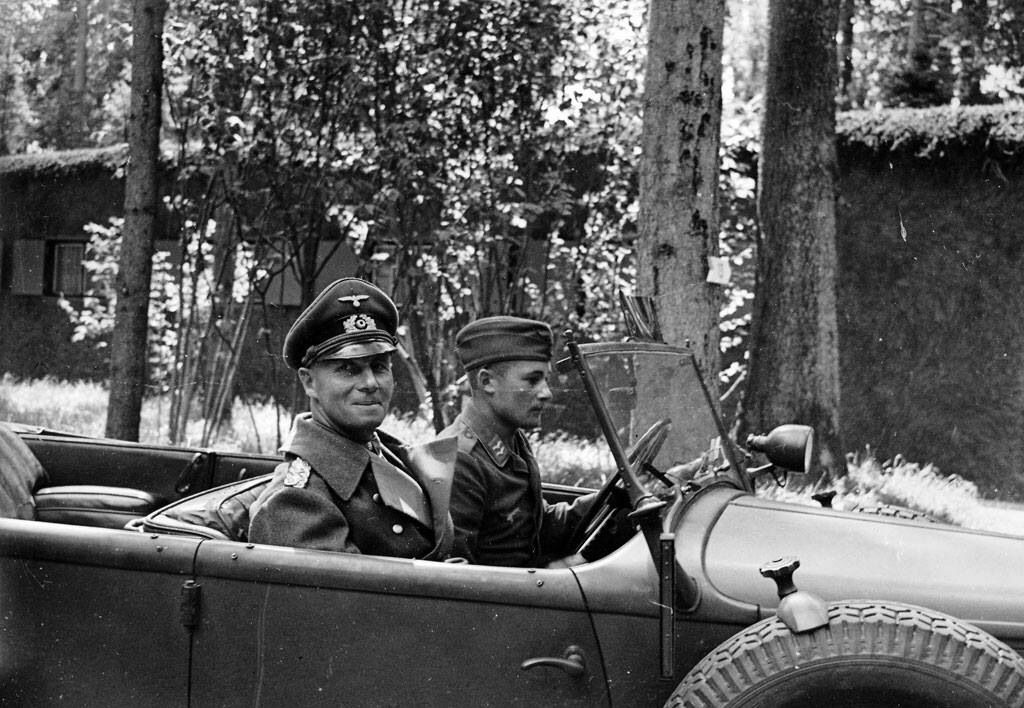 Resultado de imagen de Rommel wounded