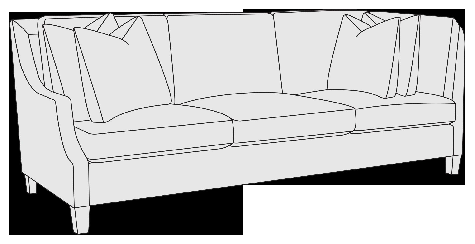 Elegant Looking Bernhardt Sofa Collection Impressive Tarleton