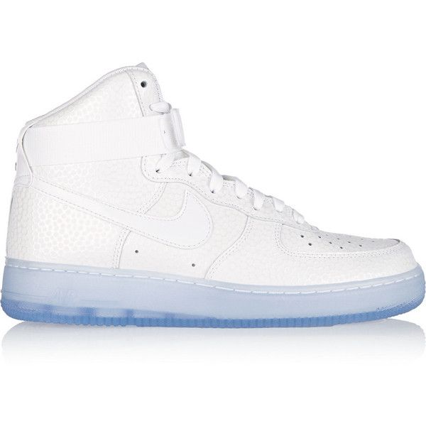 59a146184d55 Nike Air Force 1 leather trainers 160 BRL liked on