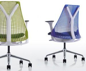 What's not to love about the Herman Miller Sayl chair?