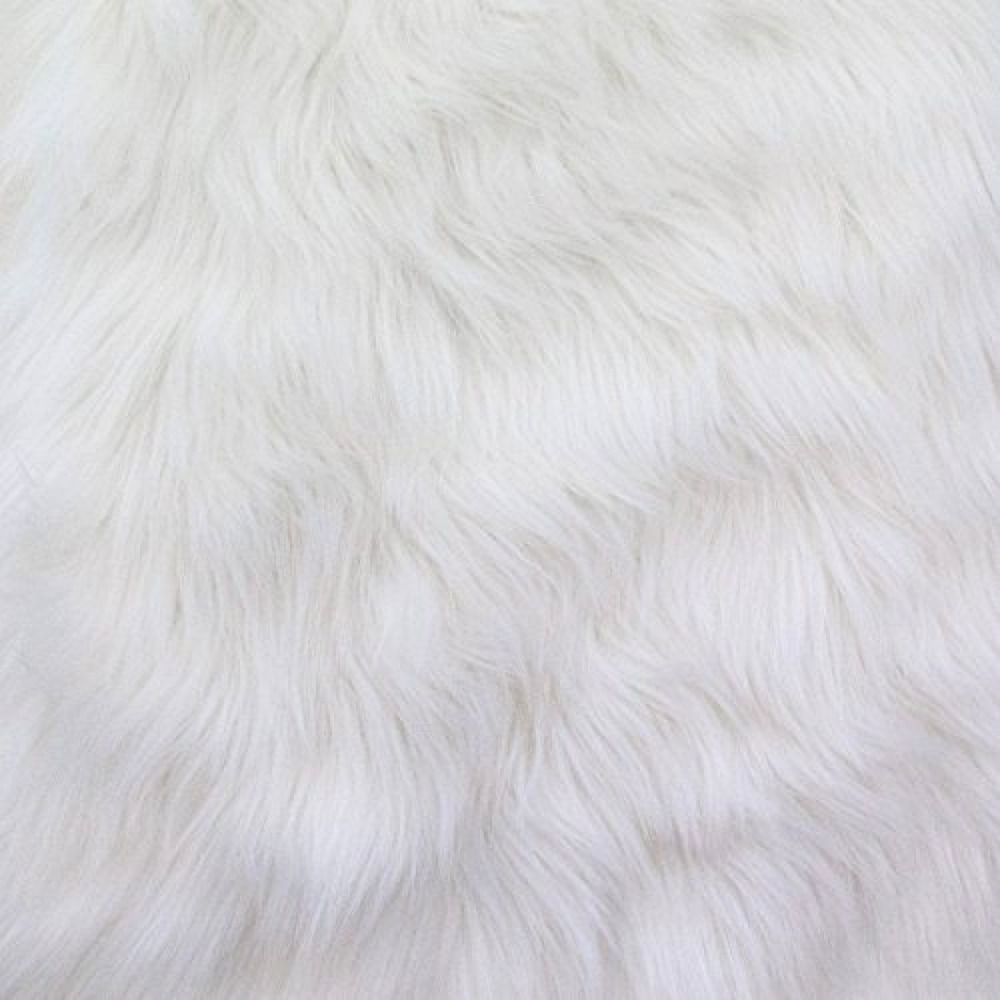 White Faux Fur Fabric Shaggy Faux Fur Fabric Synthetic Fur Faux Fur Fabric Thefabricexchange Faux Fur Fabric Craft Fur White Faux Fur