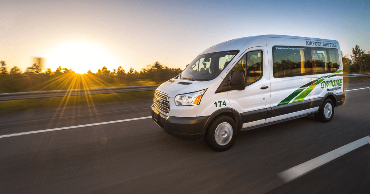 Athens Shuttle Groome Transportation has 23 daily round