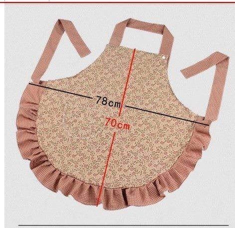 Pin de liliana pairetti en delantales pinterest costura mandil y delantales - Modelos de delantales de cocina ...