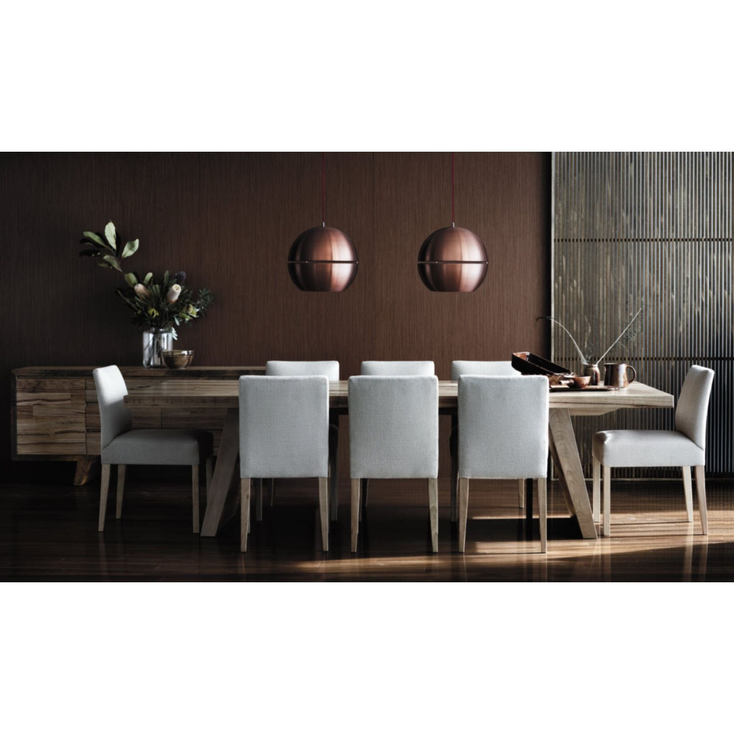 Ayers Dining Table From Domayne Online Customise Colours