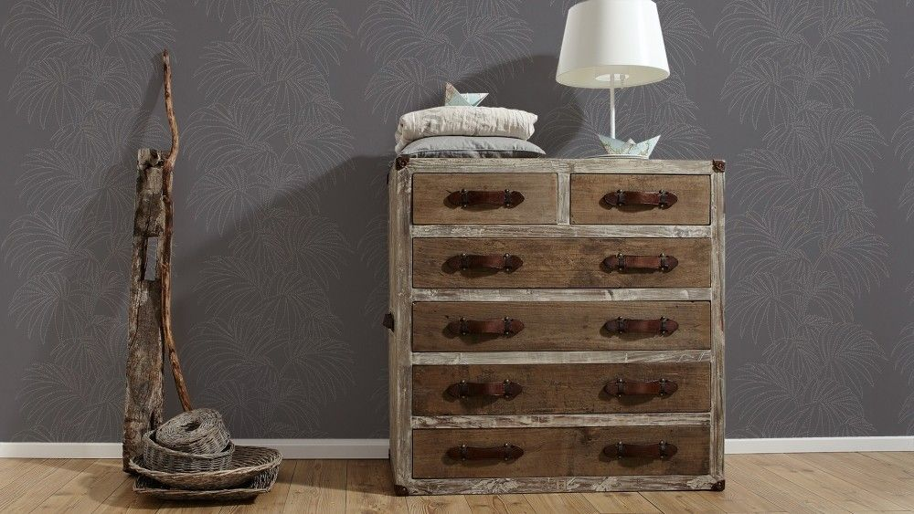 wwwbilligerluxusde/tapeten/tapetenart/vinyltapeten/tapete - wohnzimmer tapeten braun beige