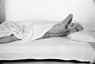 Marilyn Monroe by Eve Arnold. ""