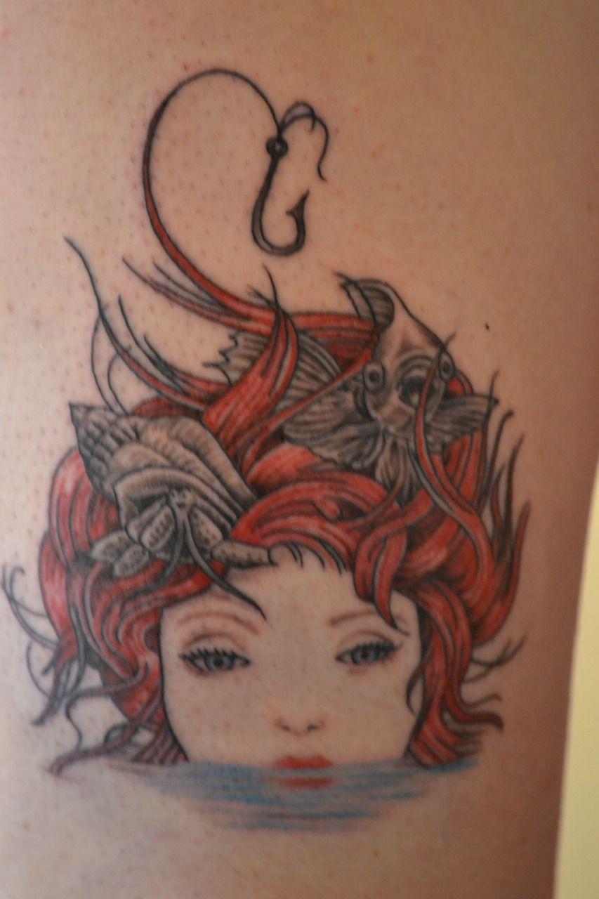 Mermaid Tattoos Sleeve