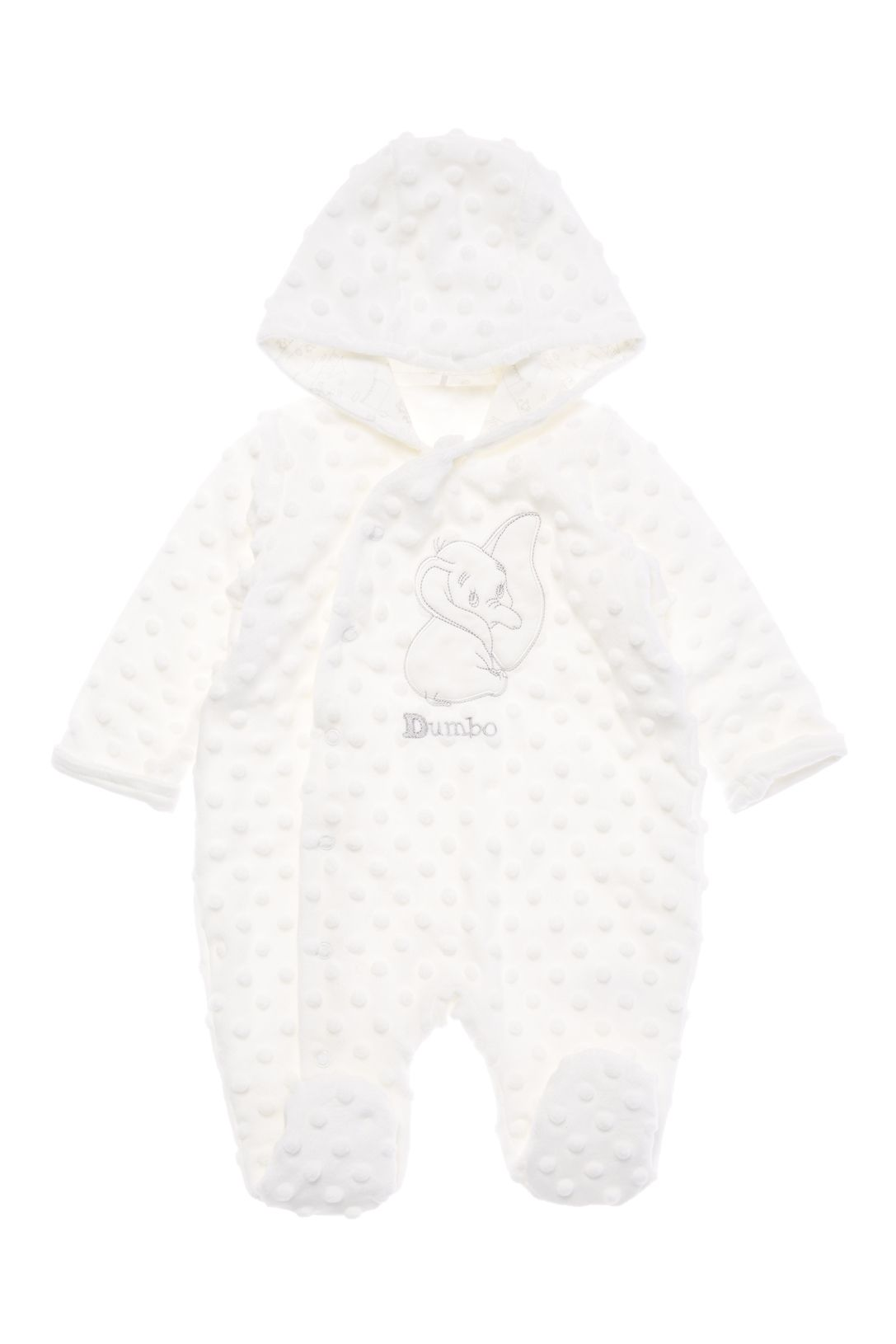 0f3a84947394 Baby Unisex Dumbo Snuggle Suit (0-12 months)