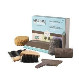 Martha Stewart Living, 8 Piece Decorative Painting Tool Kit, FFK At The Home