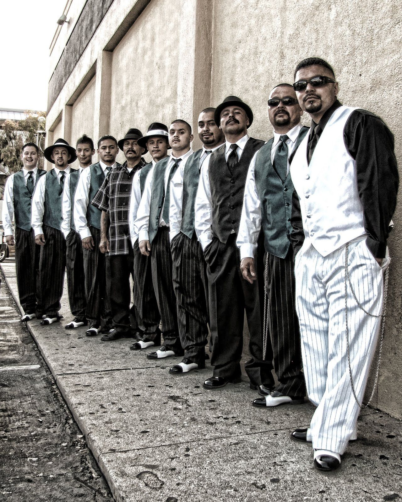 12++ Zoot suit wedding party ideas in 2021