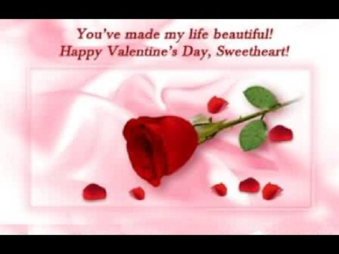 happy valentine\'s day sweetheart wishes,whatsapp video message ...