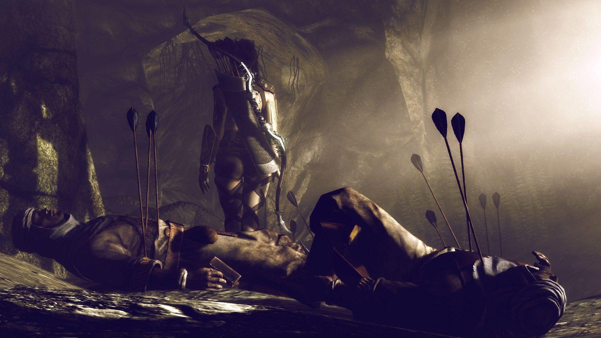 The Elder Scrolls V Skyrim Hd Wallpapers Skyrim Wallpaper