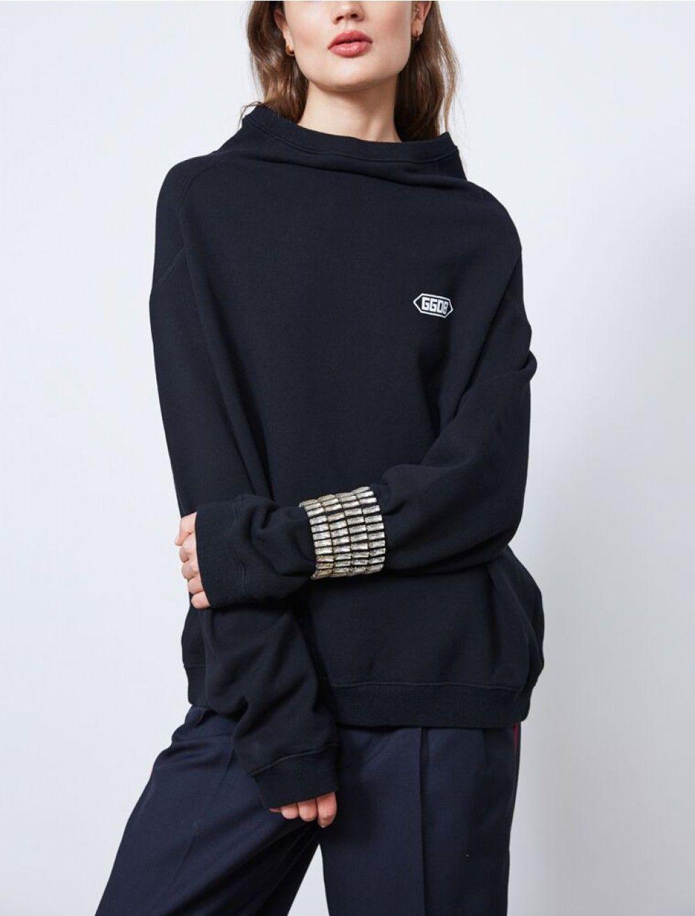 Golden Goose Tina Sweater Black