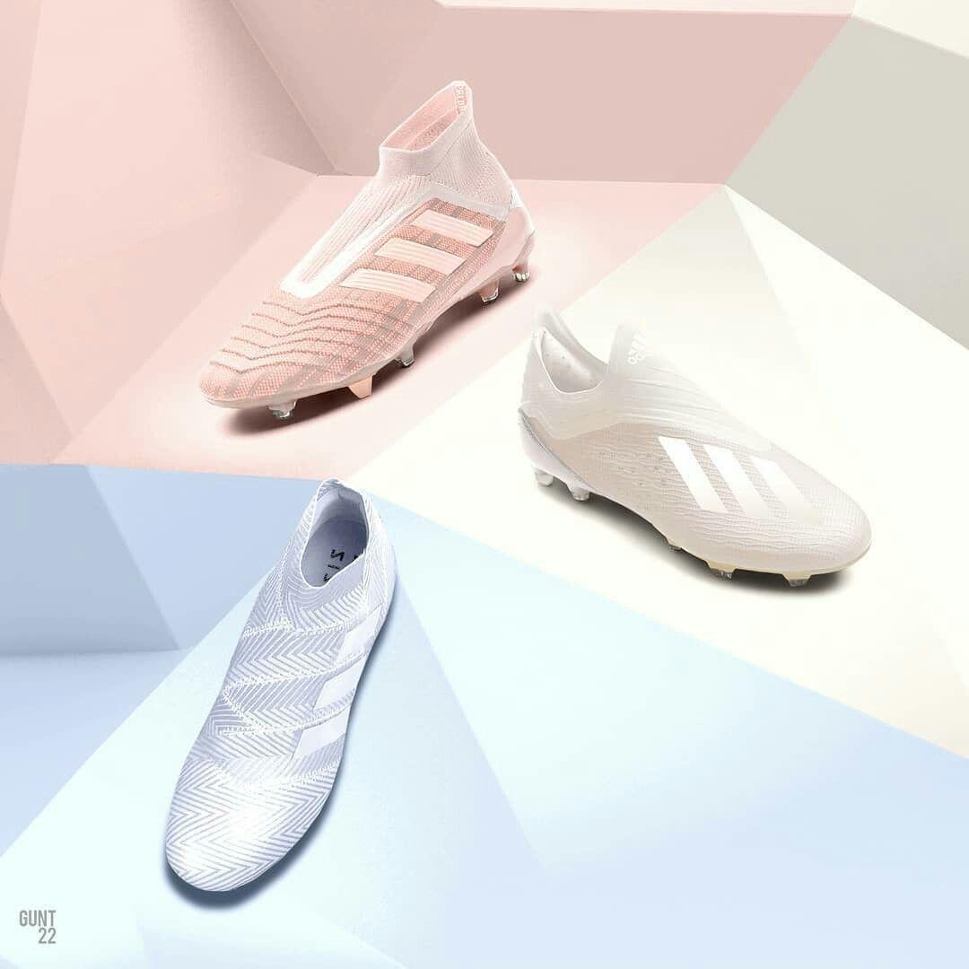 802c39b5d2b4c Adidas Predator 18+, adidas x 18+ and adidas Nemziz 18+ 'Spectral Mode'