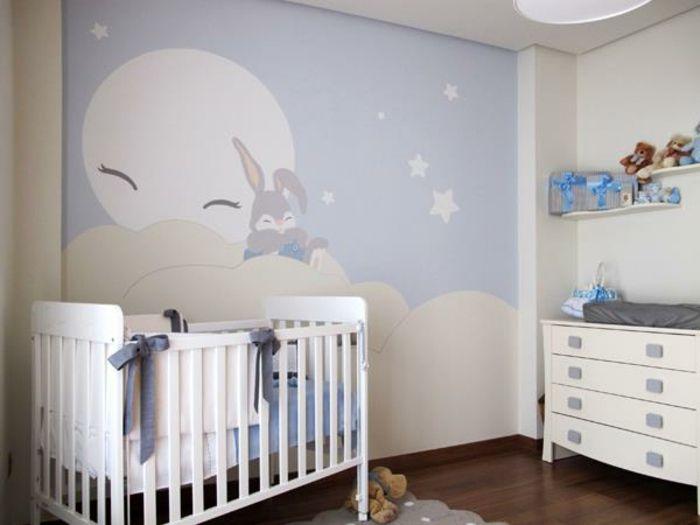 Babyzimmer Set wanddeko kommode regale HABITACION JOAQUIN - wanddeko
