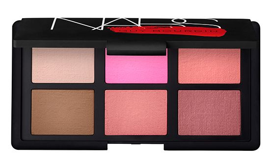Nars X Guy Bourdin Gifting Collection For Holiday 2013 Nars Blush Palette Blush Palette Blush Makeup