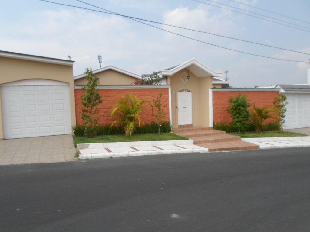 en venta casa de un nivel en la arboleda de san cristobal