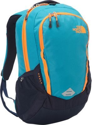 5717f8618 Buy the The North Face Vault Laptop Backpack- Sale Colors at eBags - Head  off to school with your laptop and other must-haves packed inside this  sporty ...