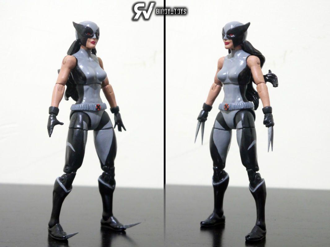 X 23 Wolverine Marvel Legacy Marvel Legends Custom Action Figure Custom Action Figures Wolverine Marvel Marvel Legends