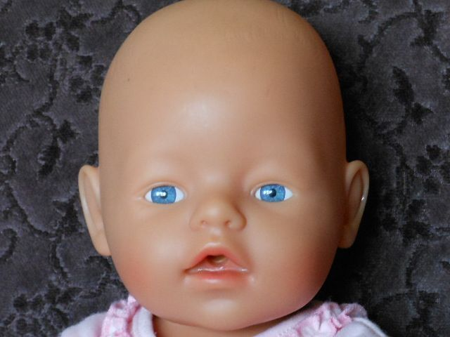 1995 Zapf Creation Quot Baby Born Quot Baby Born Childhood