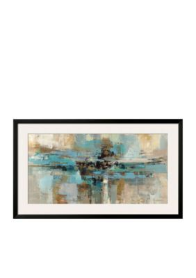 Art.com  Morning Fjord Framed Art Print-Online Only