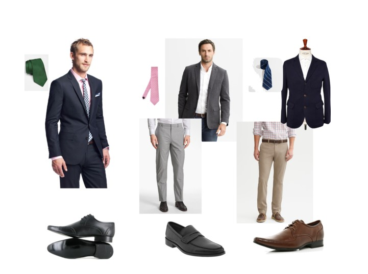 Men have a much easier time making choices for interview attire. A ...
