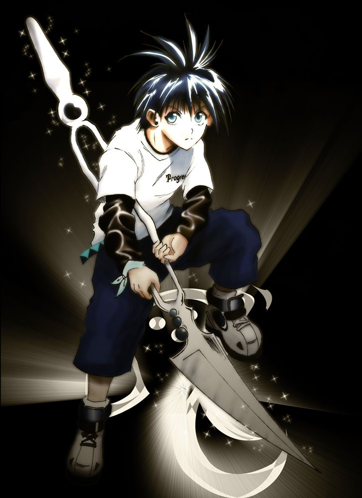 Koganei Fron Flame Of Recca Anime Flame Of Recca Anime