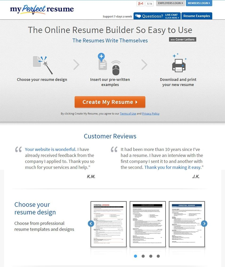 Free Resume Builder Download And Print Templates Cost Template