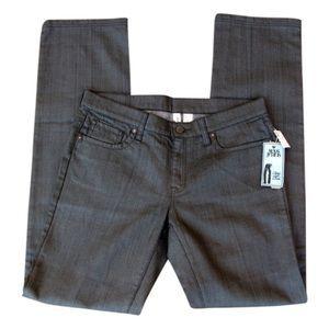 ef47f161fb I just added this to my closet on Poshmark  🆕 Mango Straight Leg Grey  Glitter
