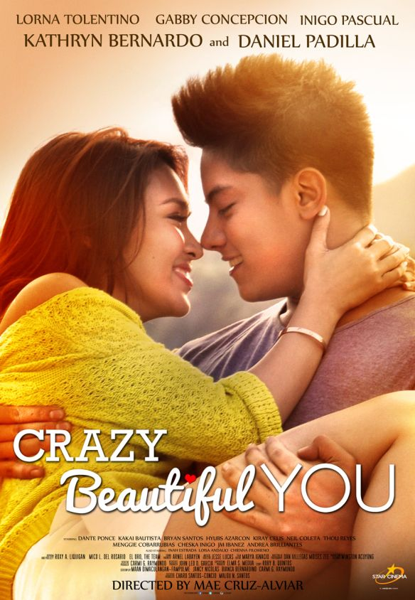 Official Poster 1 Pinoy Movies Kathryn Bernardo Daniel Padilla