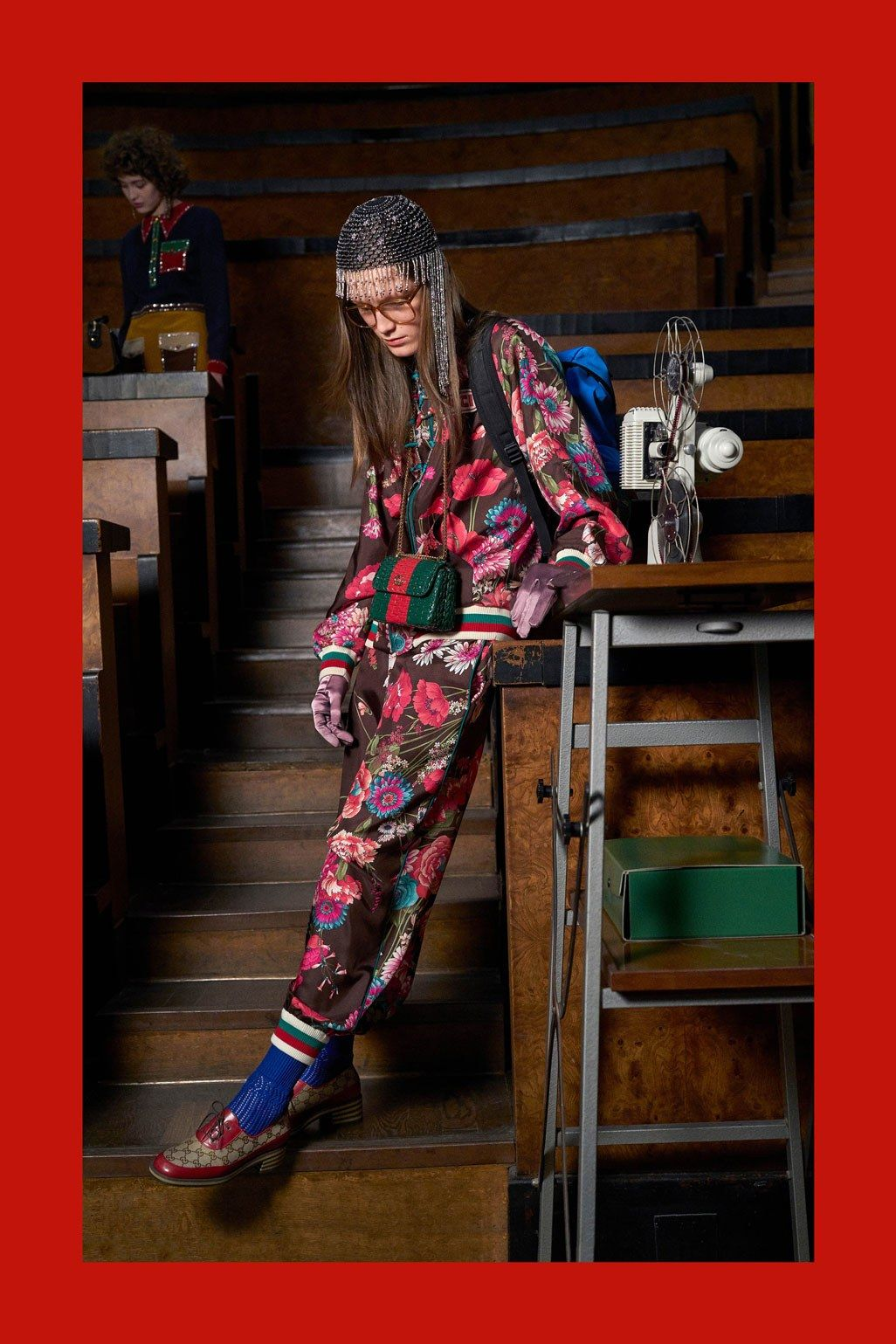 Discussion on this topic: Gucci Features Flamingos In Pre-Fall 2019 Campaign, gucci-features-flamingos-in-pre-fall-2019-campaign/