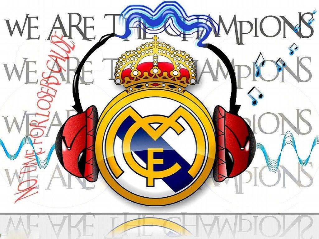 Real madrid logo hala madrid pinterest real madrid logo real real madrid logo voltagebd Choice Image