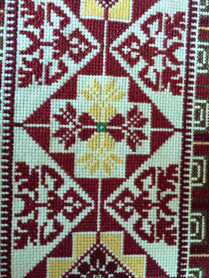 Pin von rabab qadan auf Folk projects | Pinterest | Handarbeiten