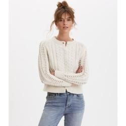 Photo of glory days knit cardigan Odd Molly