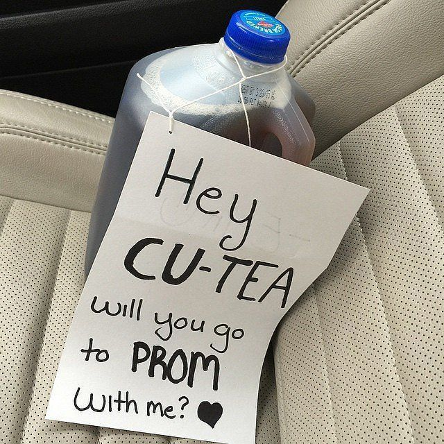 Promposals Are the New Proposals — 100+ Creative Ways to Pop the Question to Your Date