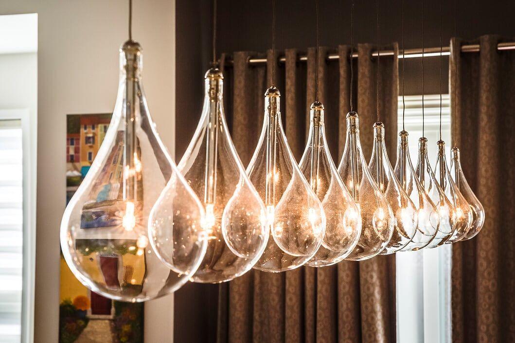 incredible kitchen island pendant lighting | Amazing drop pendant lights for over your kitchen island ...