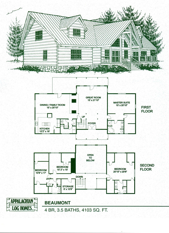 Log Home Floor Plans Log Cabin Kits Appalachian Log Homes Log Cabin Floor Plans Log Home Floor Plans Log Homes