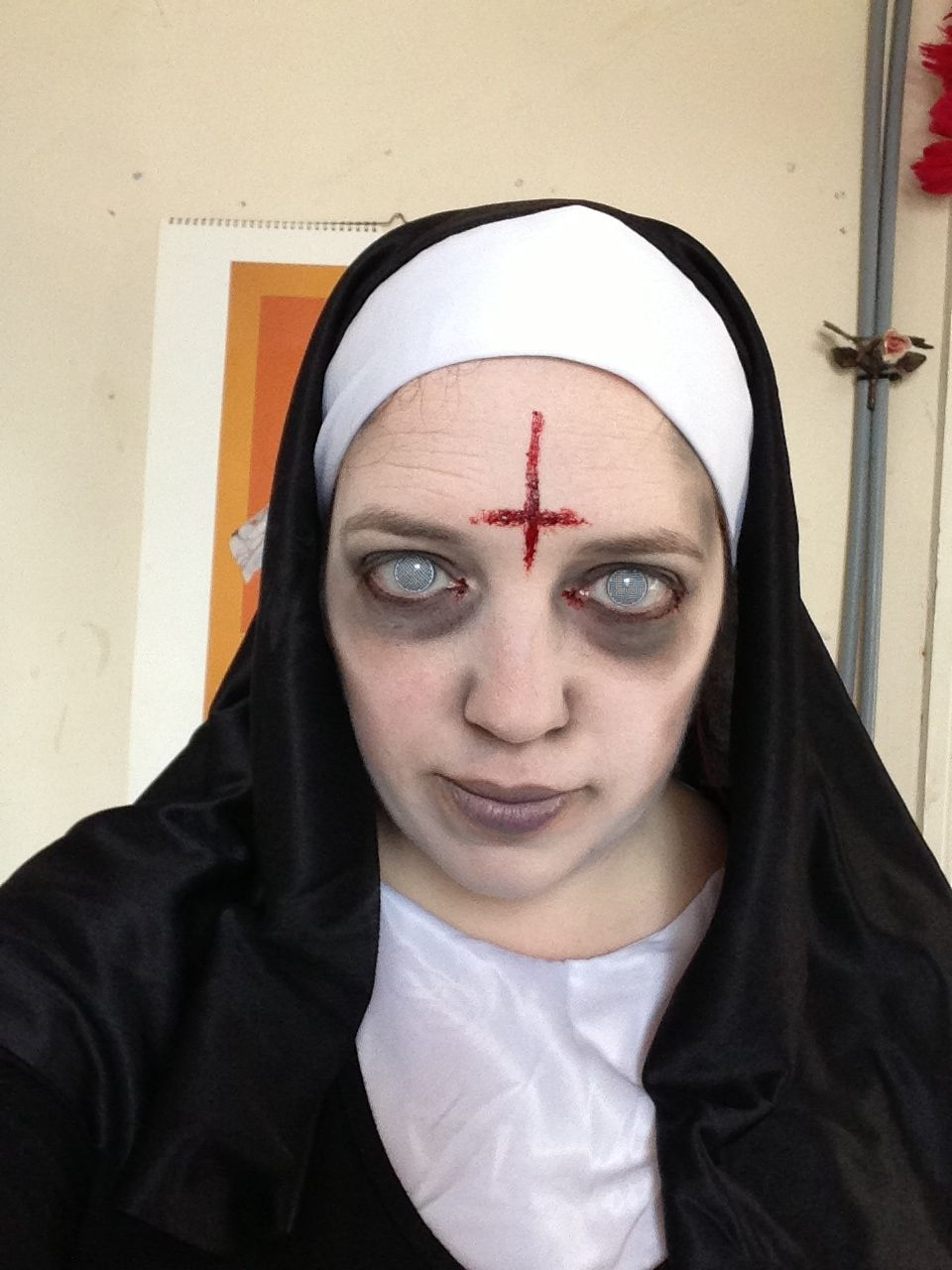 zombie nun make up - Google Search | Costumes and makeup ...