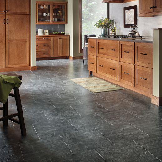 2019 Vinyl Flooring Trends: Not Just Wood Looks... Laminate Flooring's Got Swag