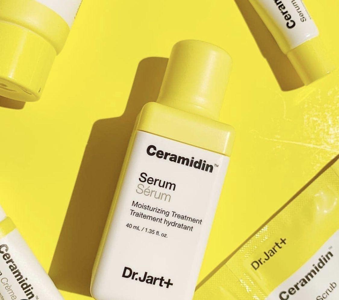 Dr Jart+'s Ceramidin Serum in 2020   Dr jart, Moisturizer cream ...
