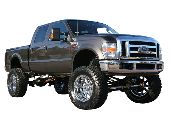 If you really love your truck, then you should modify it ...