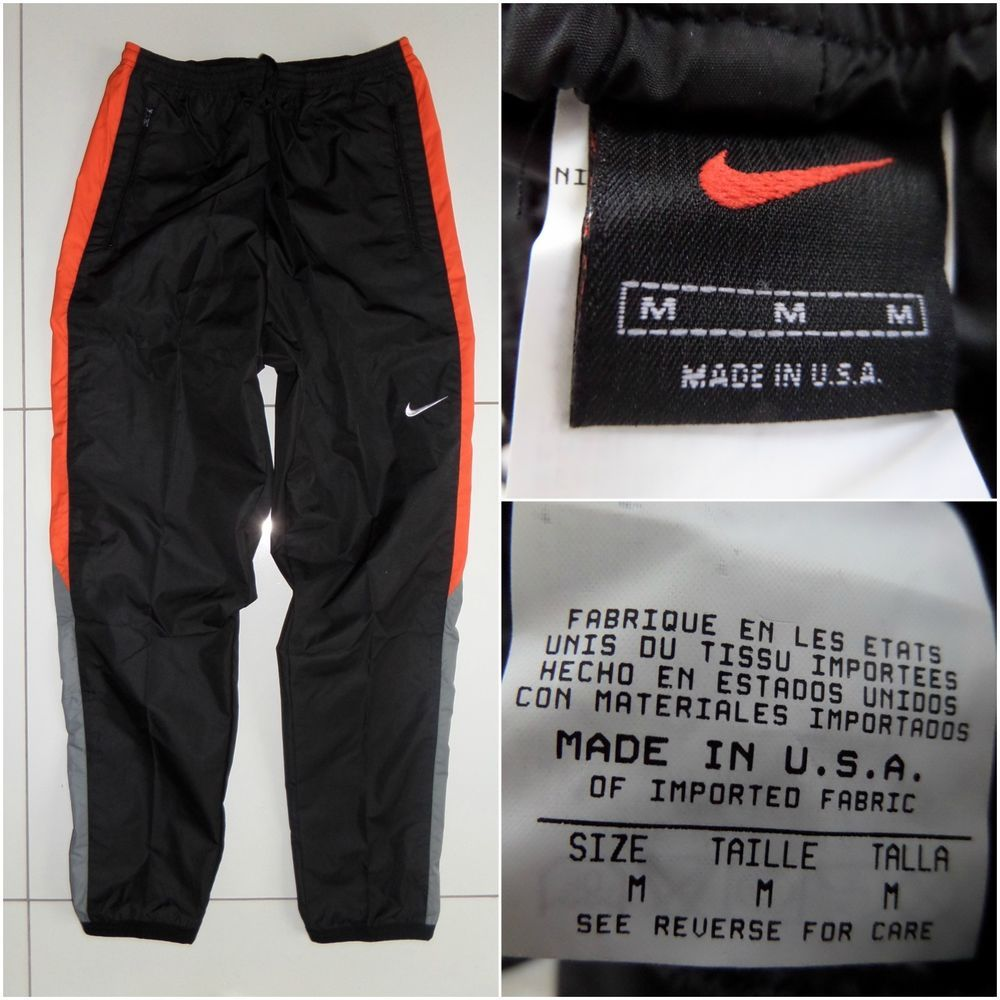 1e933a2eeda2 NIKE PRO ELITE RUNNING WARM UP TRACKSUIT PANTS SKIN SPRINT OLYMPIC TRACK  FIELD M  Nike  Tracksuit
