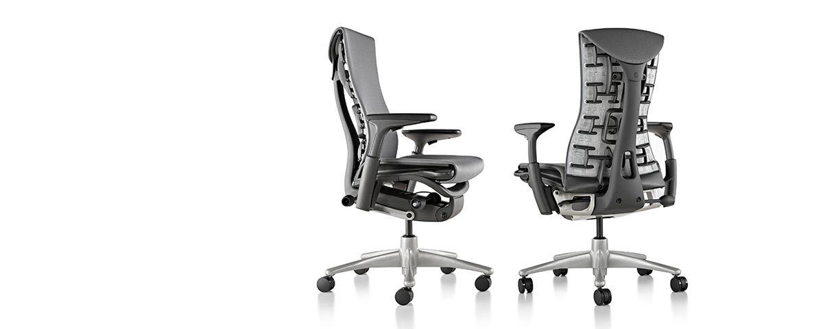 Embody Chair Hermanmiller Officedesign Office Interiordesign